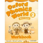 OXFORD PHONICS WORLD 2(SHORT VOWELS)