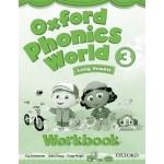 OXFORD PHONICS WORLD 3(LONG VOWELS)