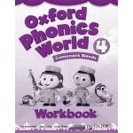 OXFORD PHONICS WORLD 4(CONSONANT BLENDS)