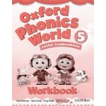 OXFORD PHONICS WORLD 5(LETTER COMBINATIO