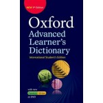 Oxford Advanced Learner's Dictionary: International Student's edition with DVD-ROM (only available in certain markets)