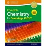 IGCSE Complete Chemistry Student Bk CD3E