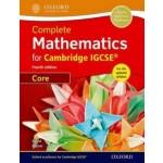 IGCSE Complete Camb Core Math-4E