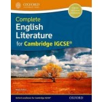 IGCSE Camb Eng Literature for Student Bk