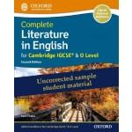 Cambridge IGCSE (R) & O Level Complete Literature in English