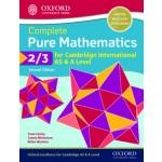 Cambridge International AS & A Level Complete Pure Mathematics 2 & 3
