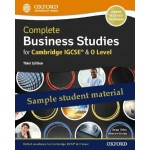 Cambridge IGCSE (R) & O Level Complete Business Studies 3rd Edition