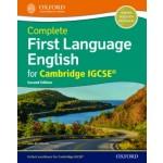 Cambridge IGCSE(R) Complete First Language English Workbook