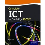 COMPLETE ICT FOR IGCSE W CD (2012)