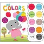 Little Friends Sound Book: Colors