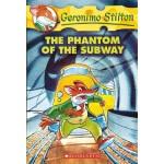 GS 13: PHANTOM OF THE SUBWAY