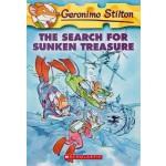 GS 25: SEARCH FOR SUNKEN TREASURE