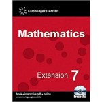 Extension 7 Pupil Book Cambridge Essentials Mathematics?(with CD)