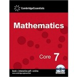 Core 7 Pupil Book Cambridge Essentials Mathematics?(with CD)