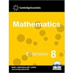 Extension 8 Pupil Book Cambridge Essentials Mathematics (with CD)