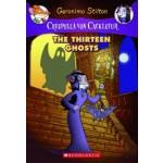 CREEPELLA VON CACKLEFUR 01: THE THIRTEEN GHOSTS