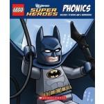 LEGO DC PHONICS BOXED SET