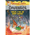 GS CAVEMICE 03: HELP, I'M IN HOT LAVA