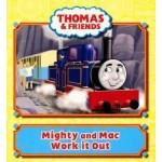 C-THOMAS & FRIENDS: MIGHTY & MAC WORK IT