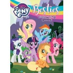 MY LITTLE PONY BESTIES COLOURING BOOK