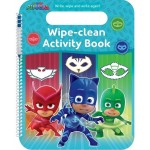 PJ MASKS WIPE-CLEAN ACTIVITY BOOK - PC