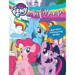 MY LITTLE PONY BUMPER COLOURING BOOK