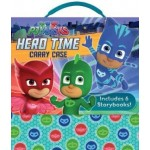 PJ MASKS 6-BOOK CARRY ALONG SLIPCASE