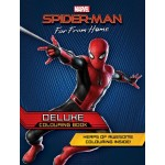 SPIDER-MAN DELUXE COLOURING BOOK