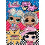 LOL SURPRISE DRESS-UP ACTIVITY BOOK