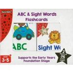 GOLD STARS ABC & SIGHT WORDS