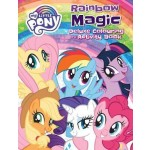 MY LITTLE PONY RAINBOW MAGIC DELUXE COLOURING AND ACTIVITY BOOK