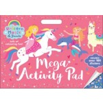 UNICORN MAGIC & FRIENDS GIANT ACTIVITY PAD