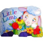 Little Lamb Shaped Book