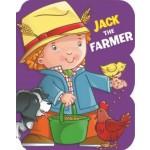 People Shaped Board: Jack the Farmer