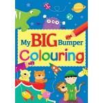 P-MY BIG BUMPER COLOURING (BLUE)