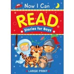 NOW I CAN READ-STORIES FOR BOYS (PADDED)