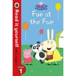 Peppa Pig: Fun at the Fair - Read it yourself with Ladybird: Level 1