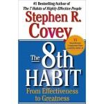 COVEY SR: THE 8TH HABIT (PB)
