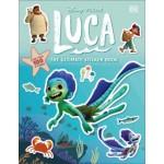 Disney Pixar Luca Ultimate Sticker Book