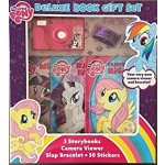 C-DELUXE BOOK GIFT SET: MY LITTLE PONY