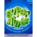 TAHUN 1 SUPER MINDS WORKBOOK 1B