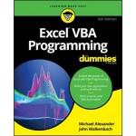EXCEL VBA PROGRAMMING FOR DUMMIES 5E