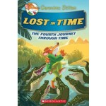 GS THE JOURNEY THROUGH TIME 04: LOST IN TIME (HC)