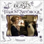 Fantastic Beasts And Where To Find Them - Fashion Sketchbook