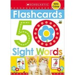 SCHOLASTIC EARLY LEARNERS FLASHCARDS: 50 SIGHT WORDS