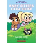 Baby-sitters Little Sister Graphic Novel #1: Karen's Witch