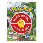 POKÉMON SEARCH & FIND: WELCOME TO ALOLA