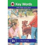 LADYBIRD KEY WORDS 2C: I LIKE TO WRITE