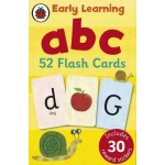 LB EARLY LEARNING FLASHCARDS ABC