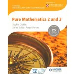 AL&AS C/Int'l Pure Maths 2&3 with CD